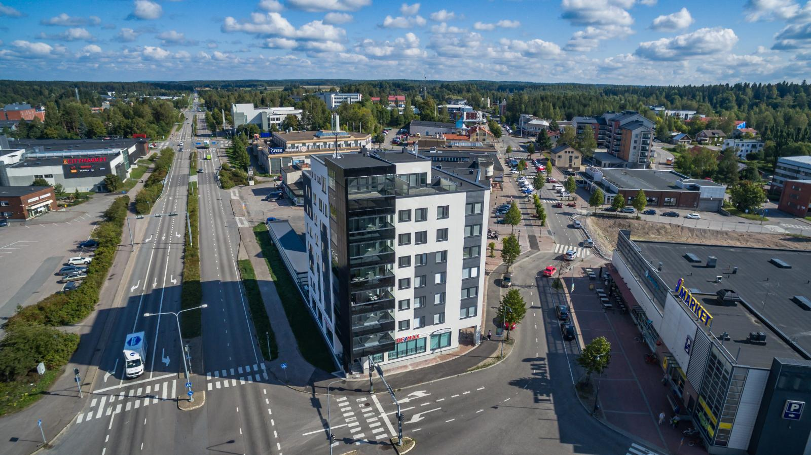 Keskusta, Mäntsälä