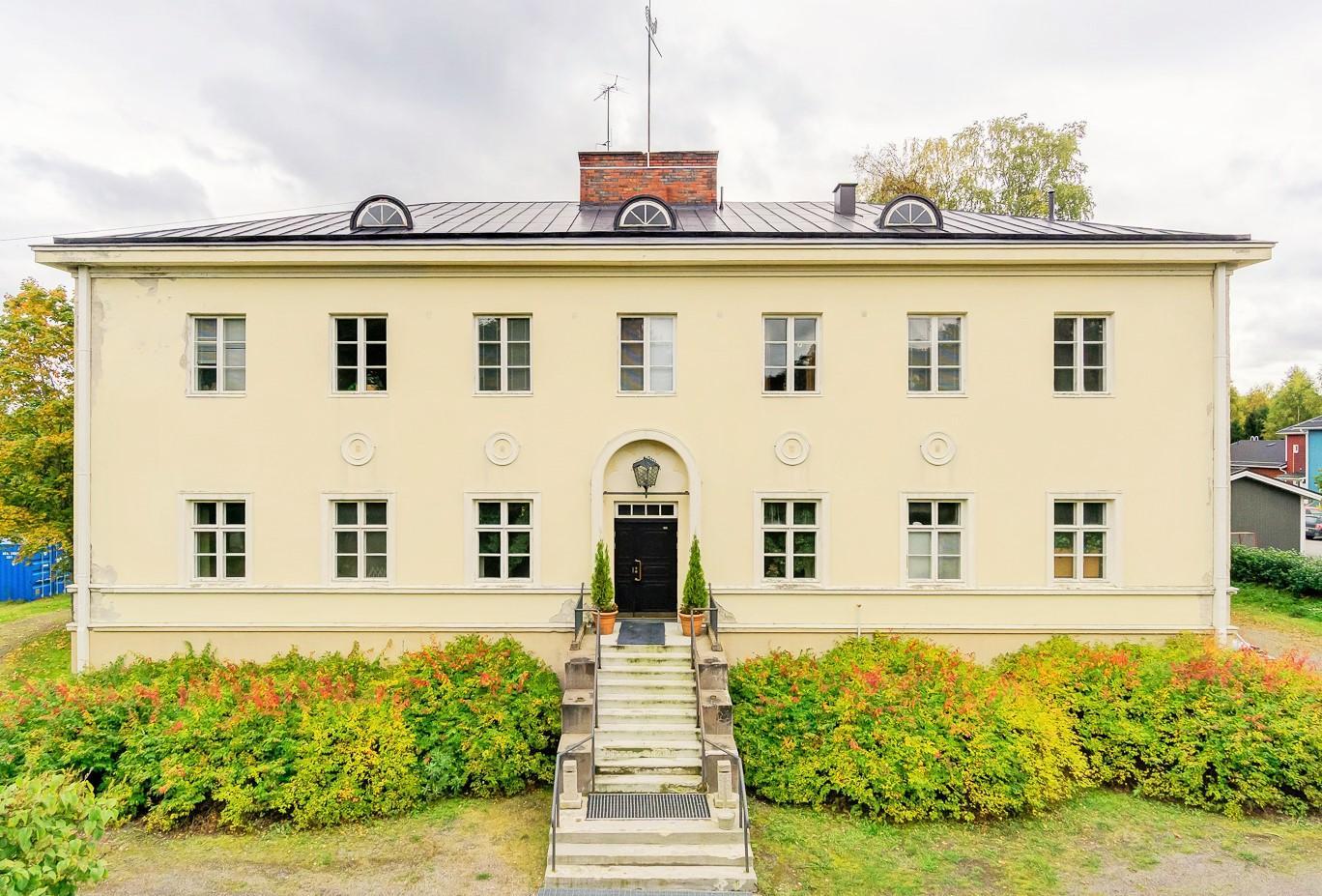 Kankaantausta, Hämeenlinna