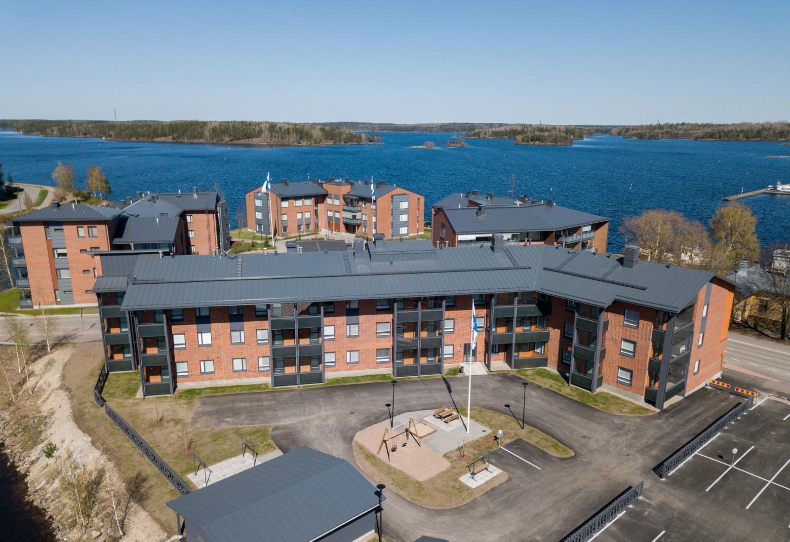 Linnoitus, Lappeenranta