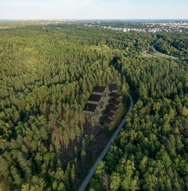 Kuvastimentie 7 A, 02210 Espoo