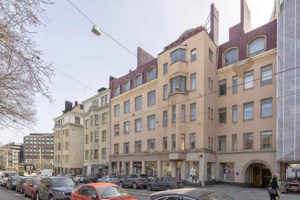 Arkadiankatu 10 00100 Helsinki
