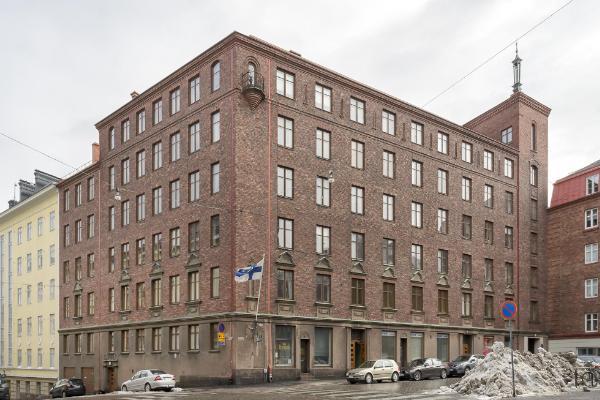 Vänrikki Stoolin katu 5 00100 Helsinki