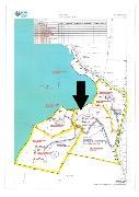 B-alue kartalla
