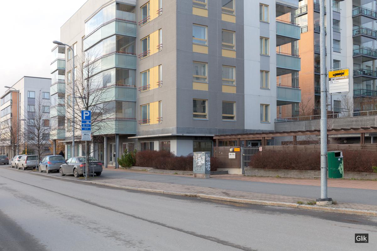 Järvensivuntie 9, 33100 Tampere, Järvensivu