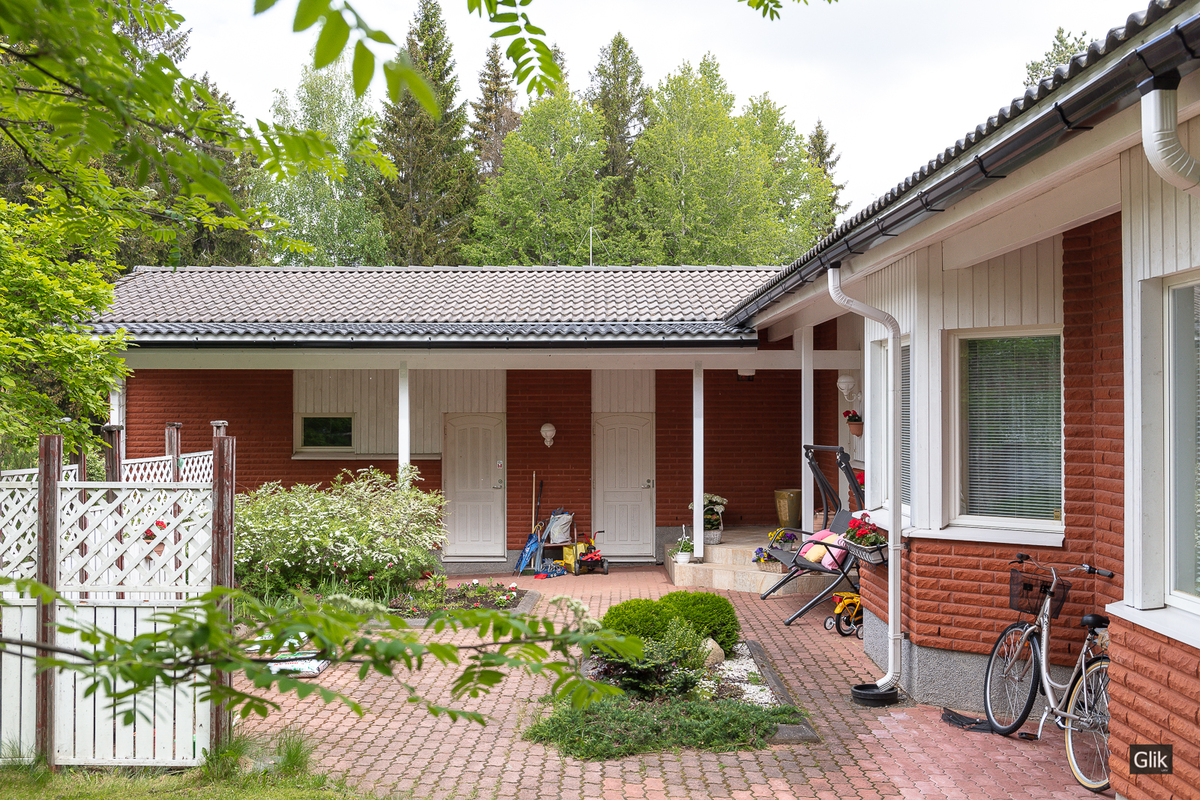 Levonmäenkatu 14, 33710 Tampere, Kaukajärvi