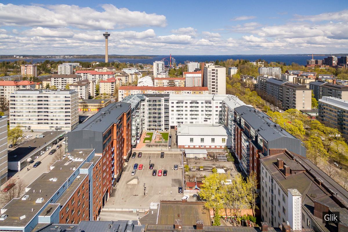 Mustanlahdenkatu 19, 33210 Tampere, Hämeenpuisto