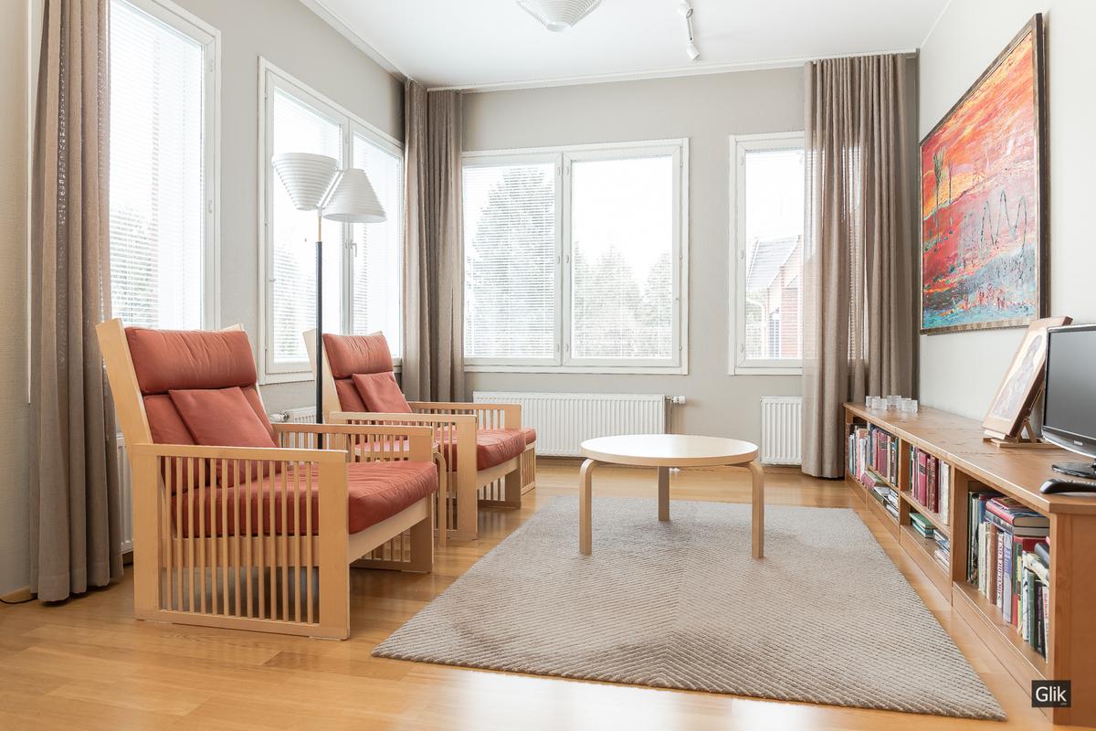 Ojustenkatu 1, 33270 Tampere, Ranta-Kaarila
