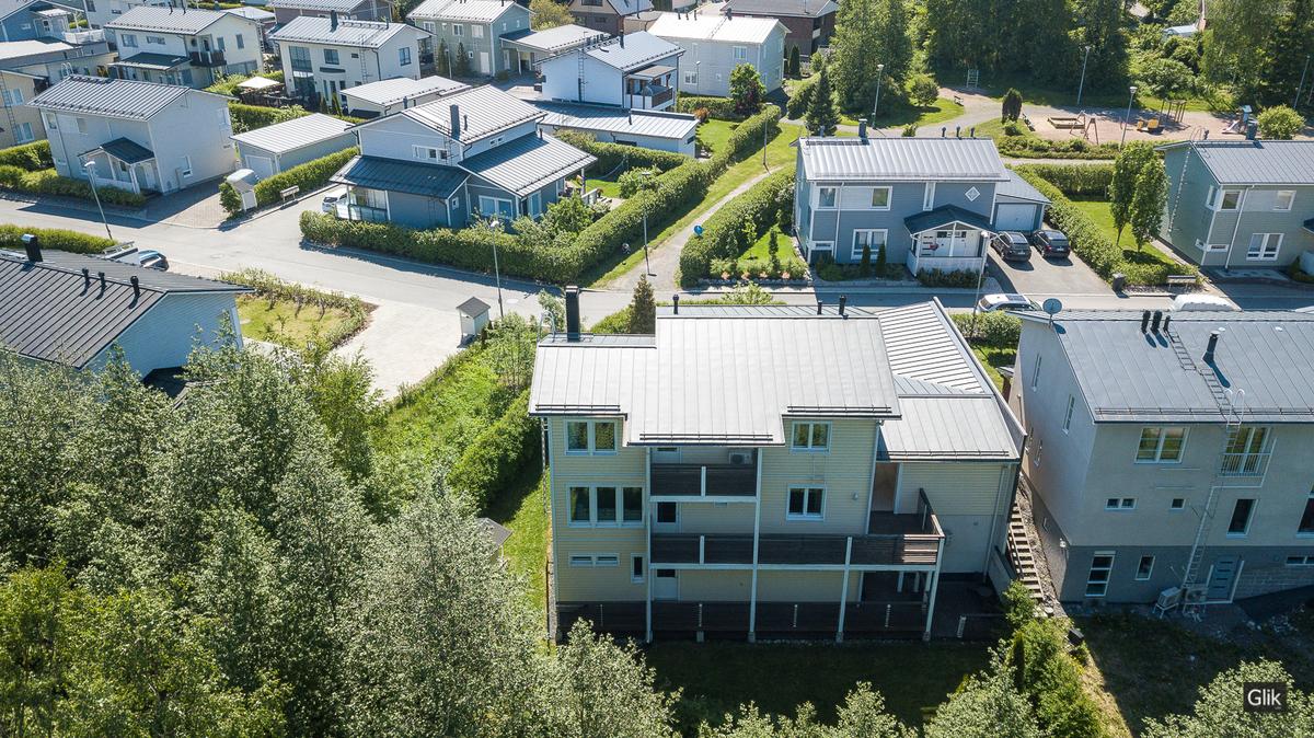 Muulankatu 15, 33710 Tampere, Finninmäki