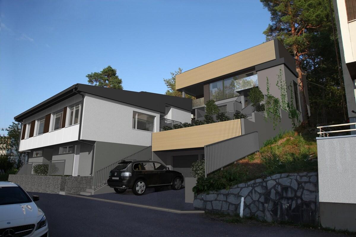 Suuruspäänkatu 17 B, 33240 Tampere, Tahmela