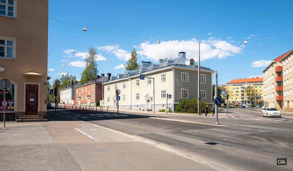 Pirkankatu 20, 33230 Tampere, Pyynikki
