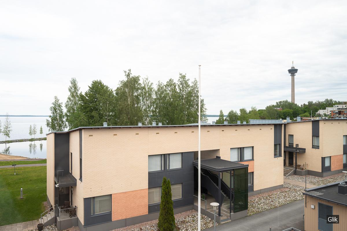 Haarlankatu 5, 33230 Tampere, Onkiniemi