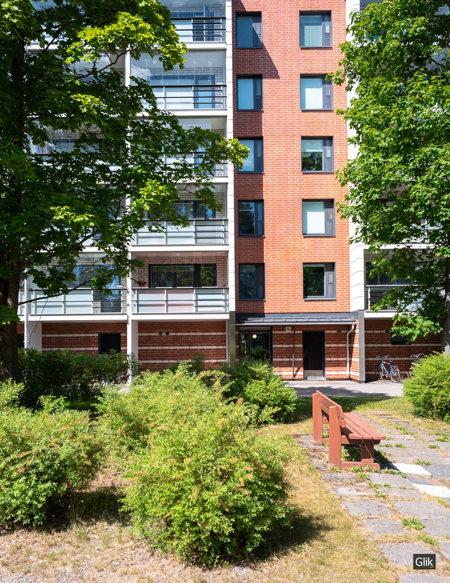 Paavo Kolin katu 2, 33720 Tampere, Hervanta
