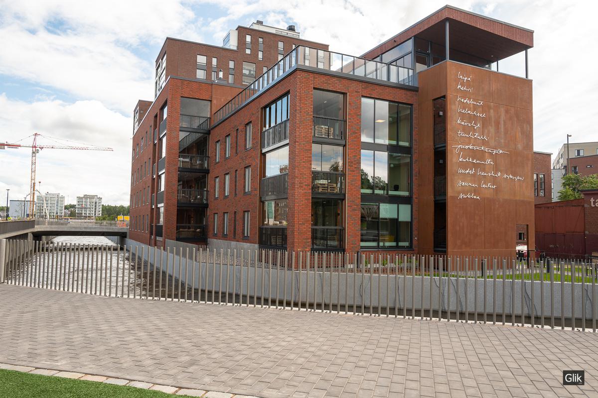 Verstaankatu 17, 33180 Tampere, Ranta-Tampella