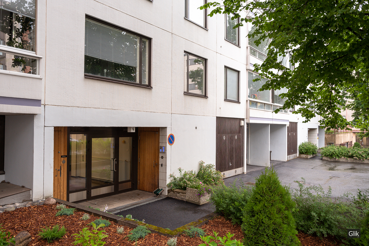 Näsilinnankatu 9, 33210 Tampere, Keskusta