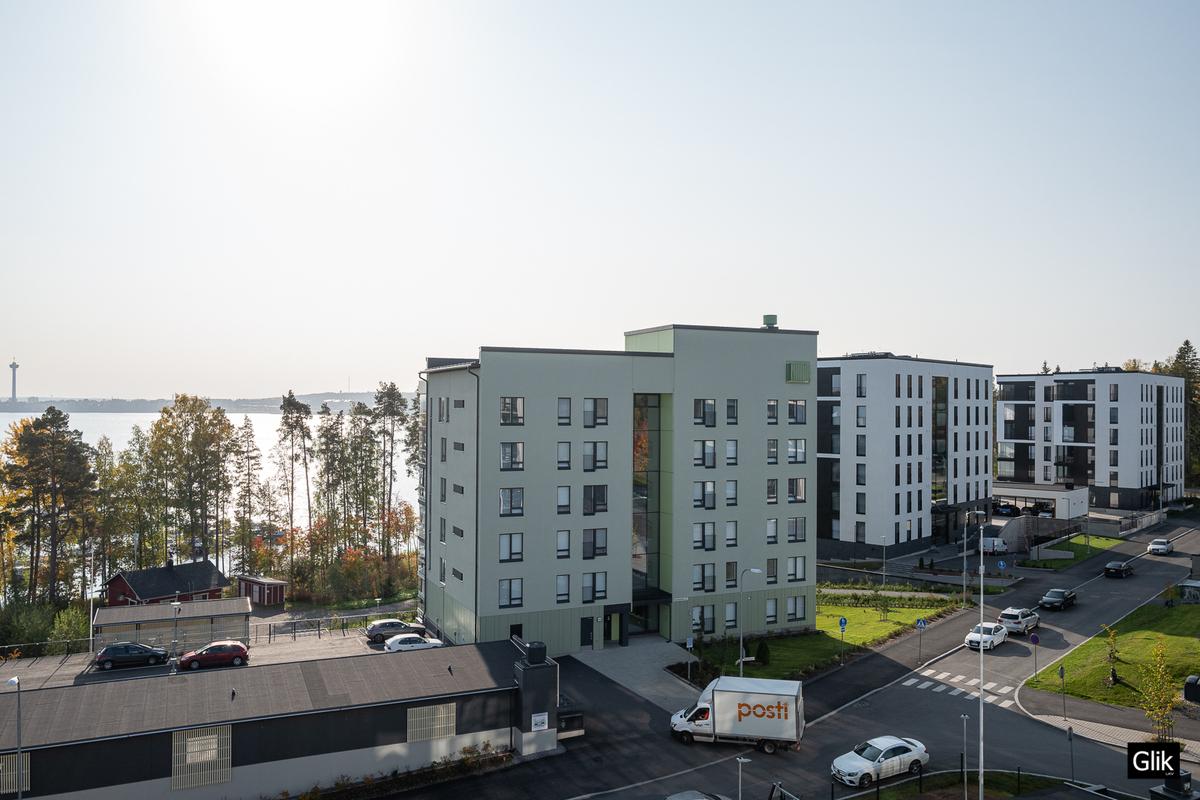 Männistönkatu 3, 33410 Tampere, Halkoniemi
