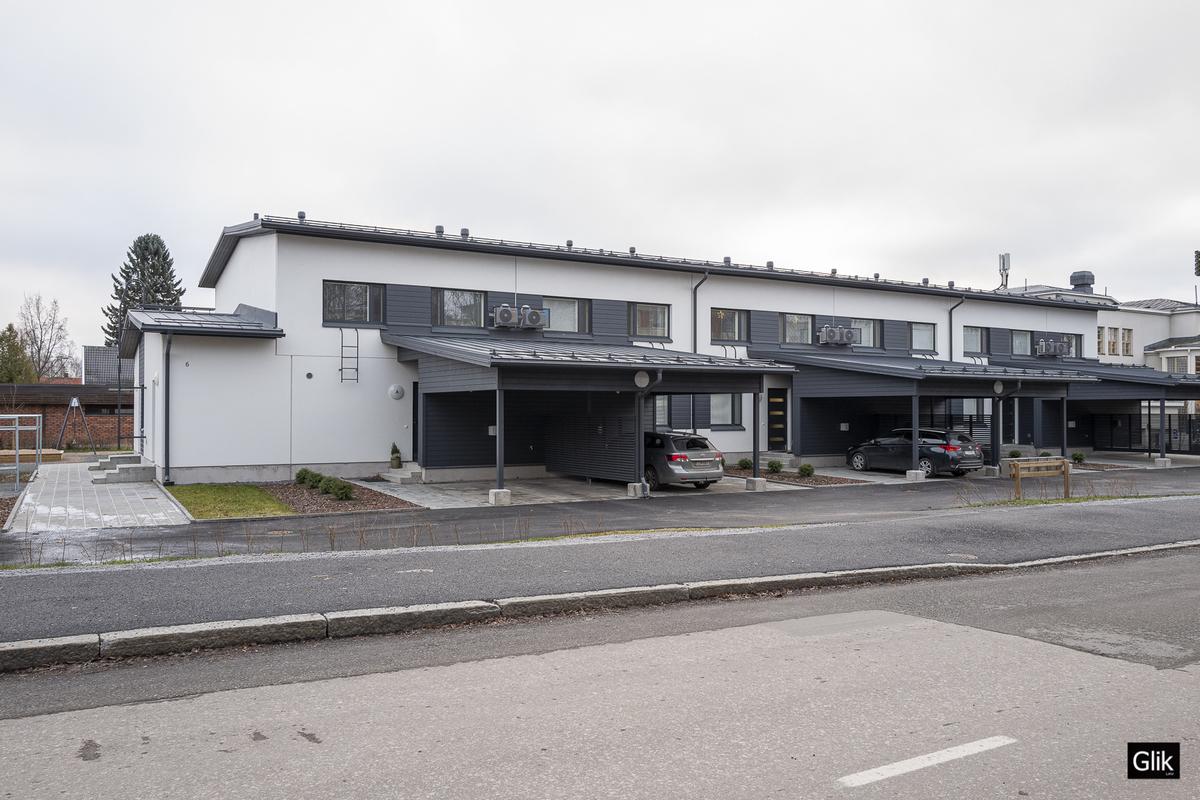 Hintsankatu 6, 33560 Tampere, Pappila