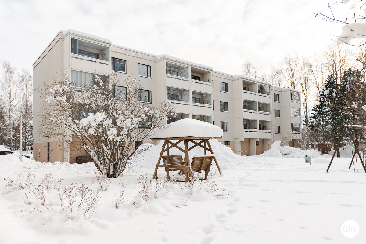 Hikivuorenkatu 14, 33710 Tampere, Kaukajärvi