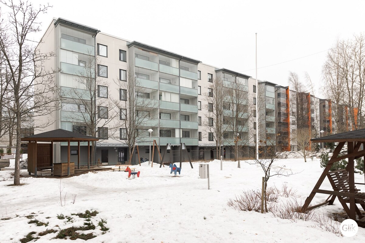 Kemiankatu 9, 33720 Tampere, Hervanta