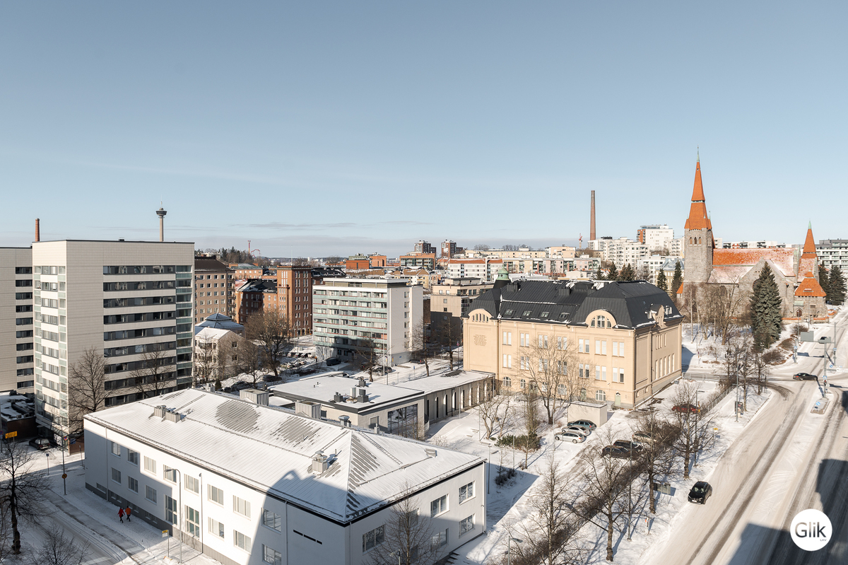 Rongankatu 14, 33100 Tampere, Keskusta