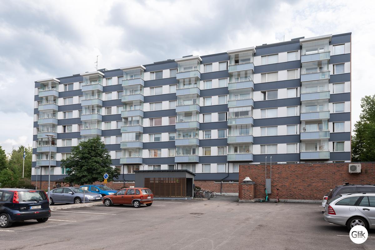 Mäkipäänkatu 27-29, 33500 Tampere, Tammela