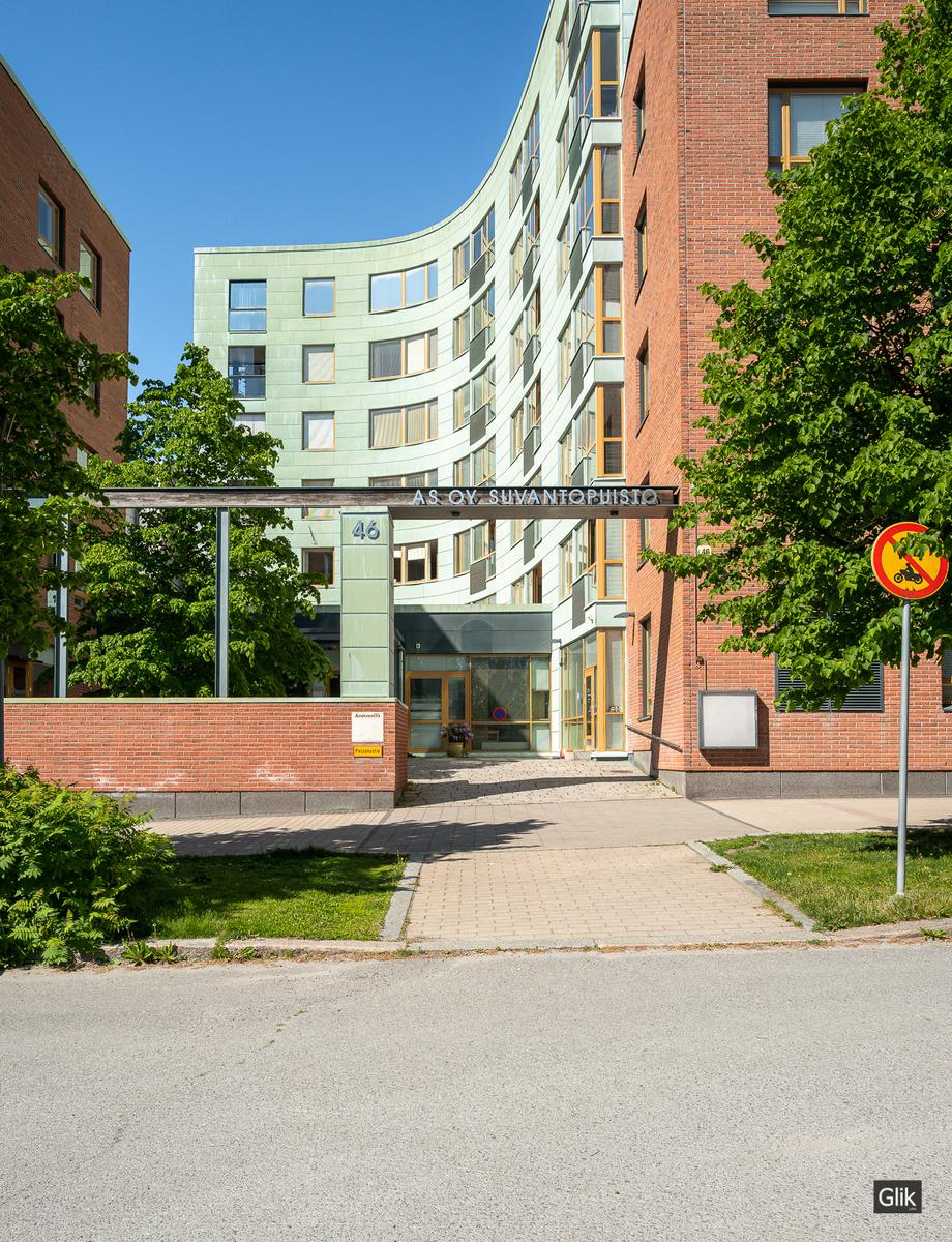 Näsilinnankatu 46, 33200 Tampere, Keskusta / Pyynikki