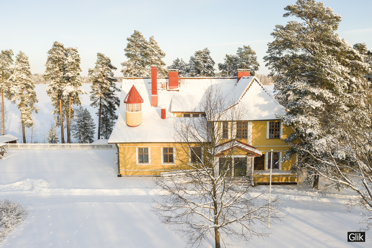 Villa Wegelius Wegeliuksenkatu 5, 39500 Ikaalinen, Tuomarla