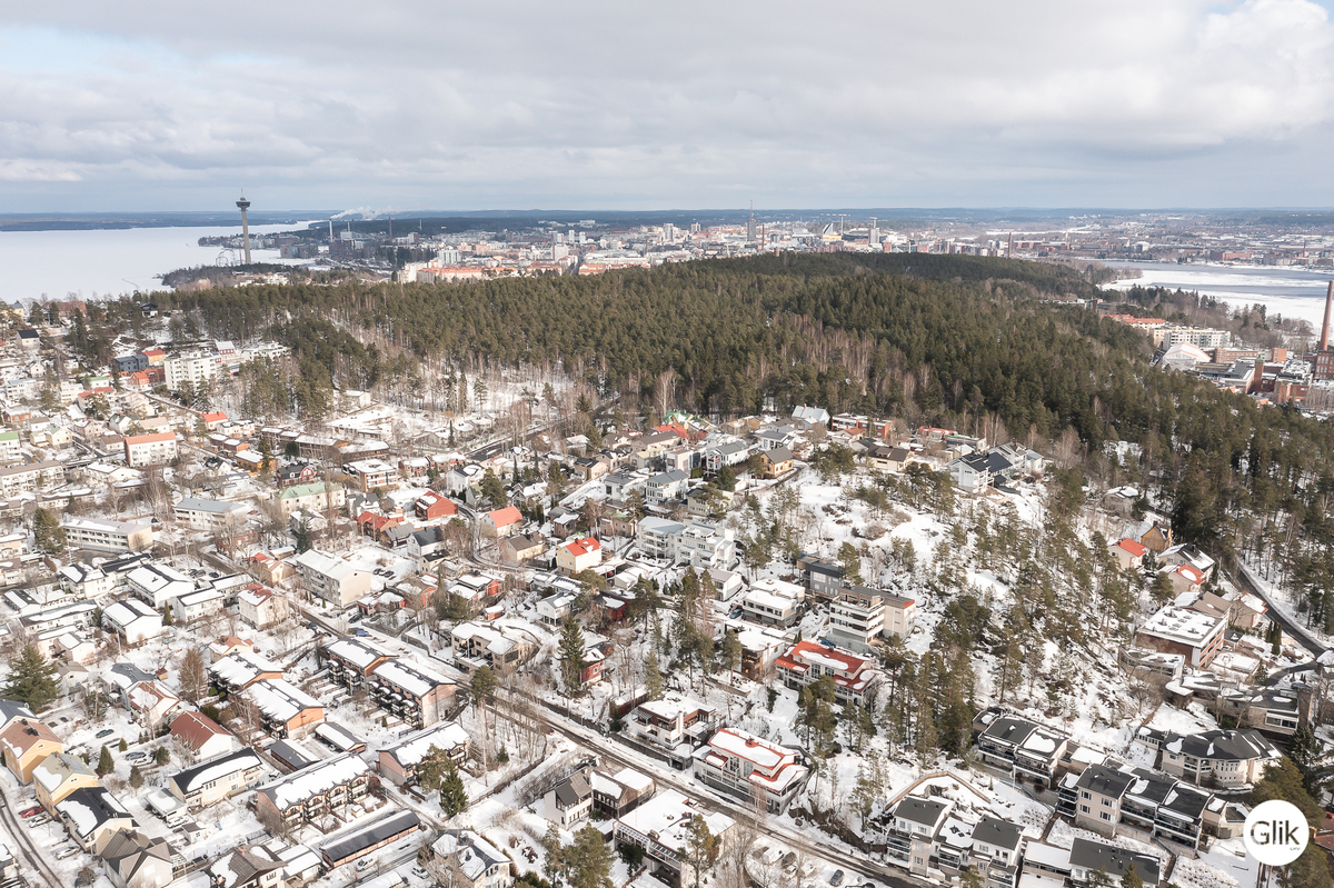 Suuruspäänkatu 13, 33240 Tampere, Tahmela