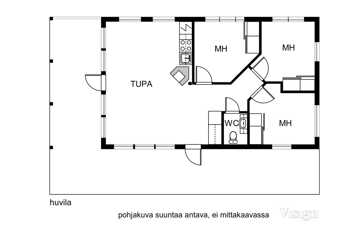 Paloniementie 245, 99870 Inari, Inari