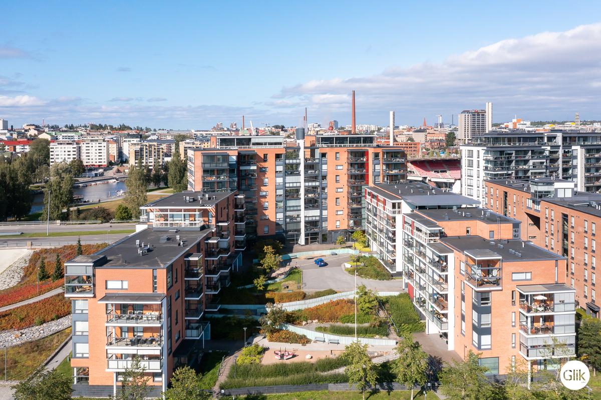 Ratinankatu 12, 33100 Tampere, Keskusta/ Ratina
