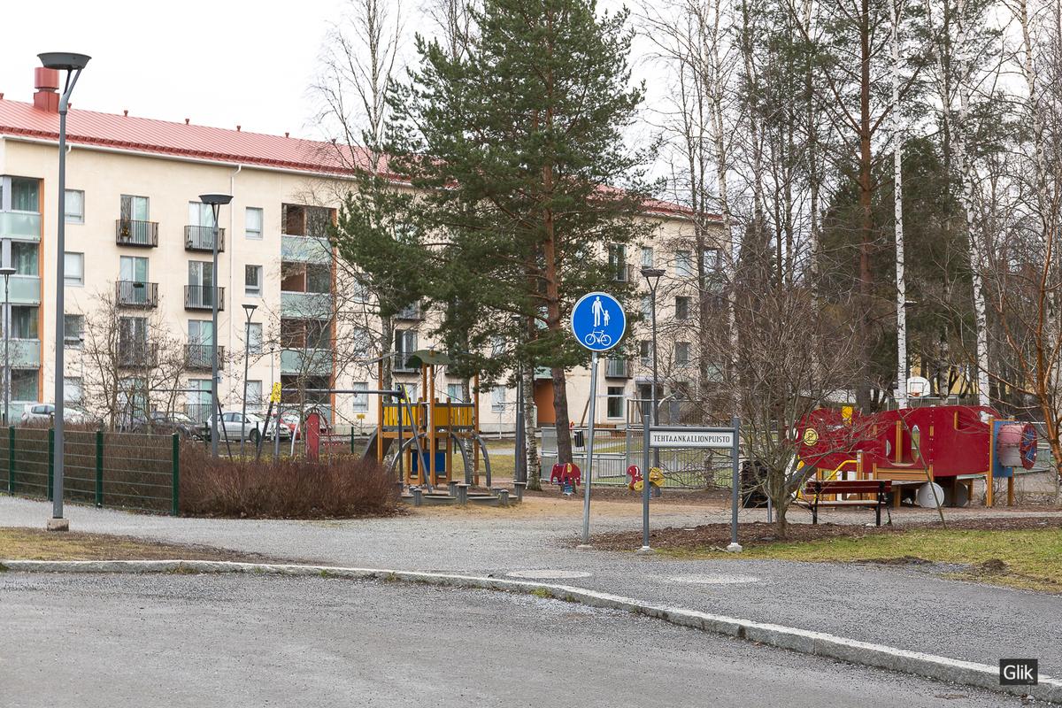 Lentovarikonkatu 16, 33900 Tampere, Härmälänranta