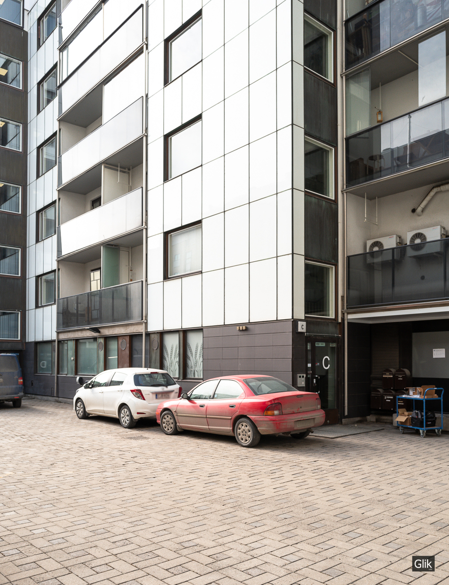 Hämeenkatu 3, 33100 Tampere, Keskusta