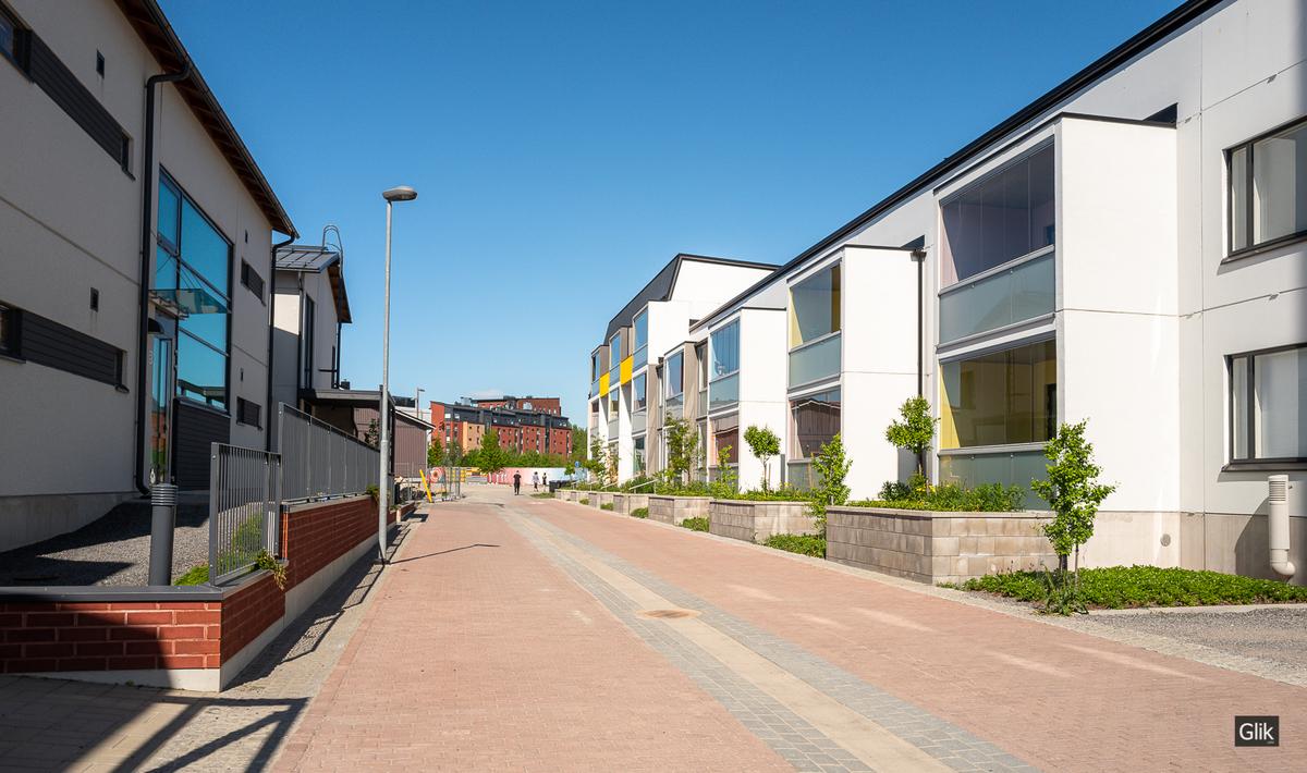 Kokinpellonraitti 1, 33870 Tampere, Vuores