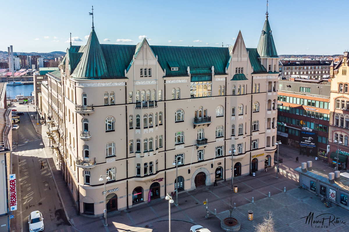 Keskustori 7, 33100 Tampere, Keskusta