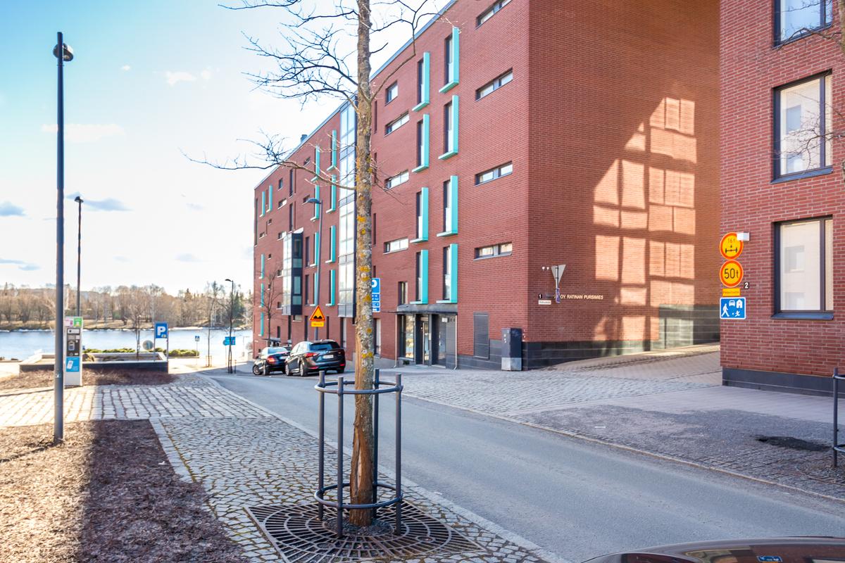 Voimakatu 4, 33100 Tampere, Keskusta