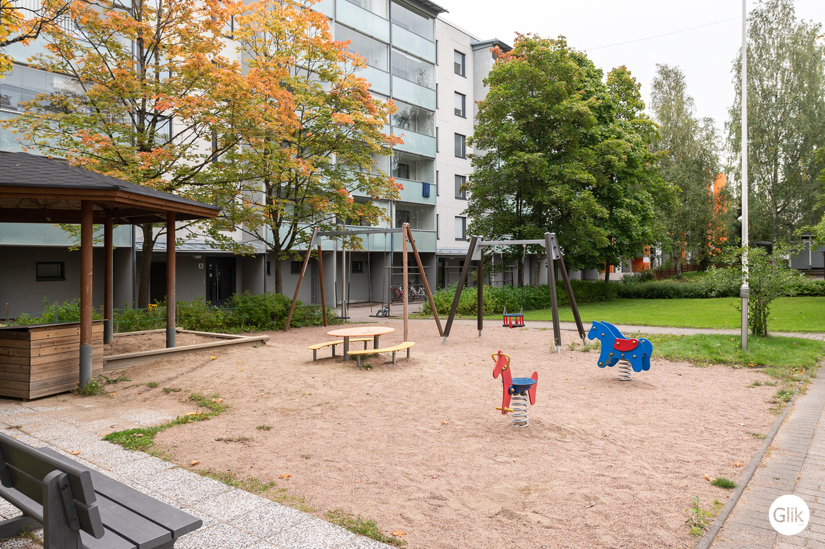 Teekkarinkatu 19, 33720 Tampere, Hervanta