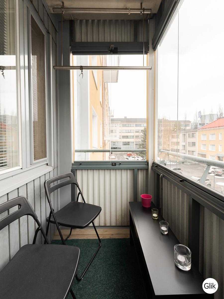 Näsilinnankatu 19, 33210 Tampere, Keskusta