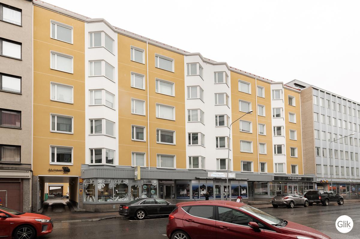 Näsilinnankatu 17, 33210 Tampere, Keskusta