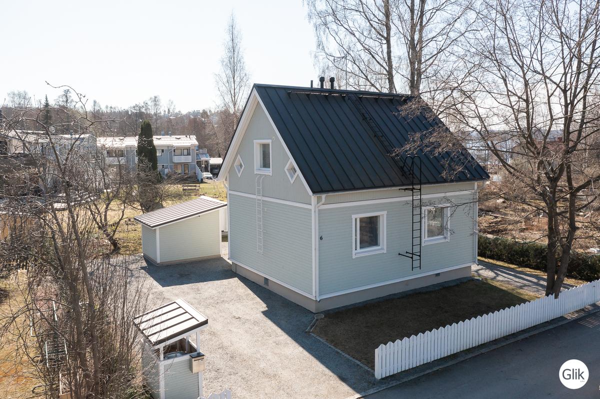 Tukkimiehenkatu 6, 33250 Tampere, Tahmela