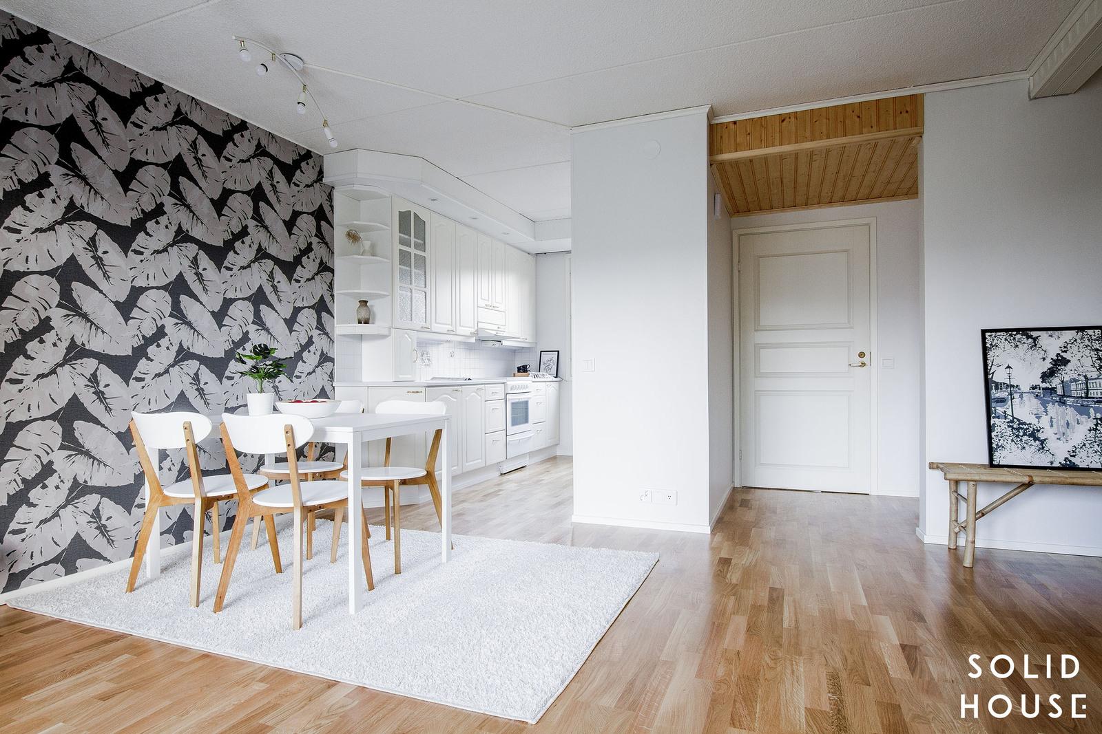 Tammelininkuja 3 Turku Solid House