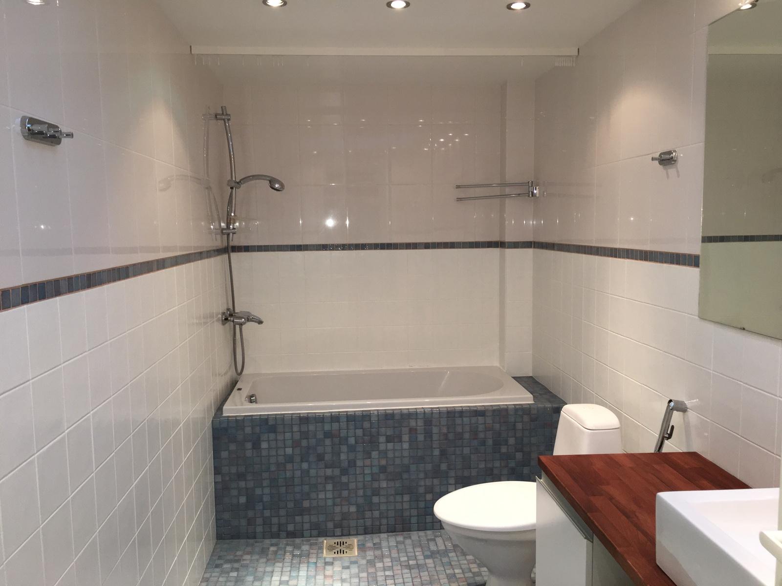 Kylpyhuone ammeella title=