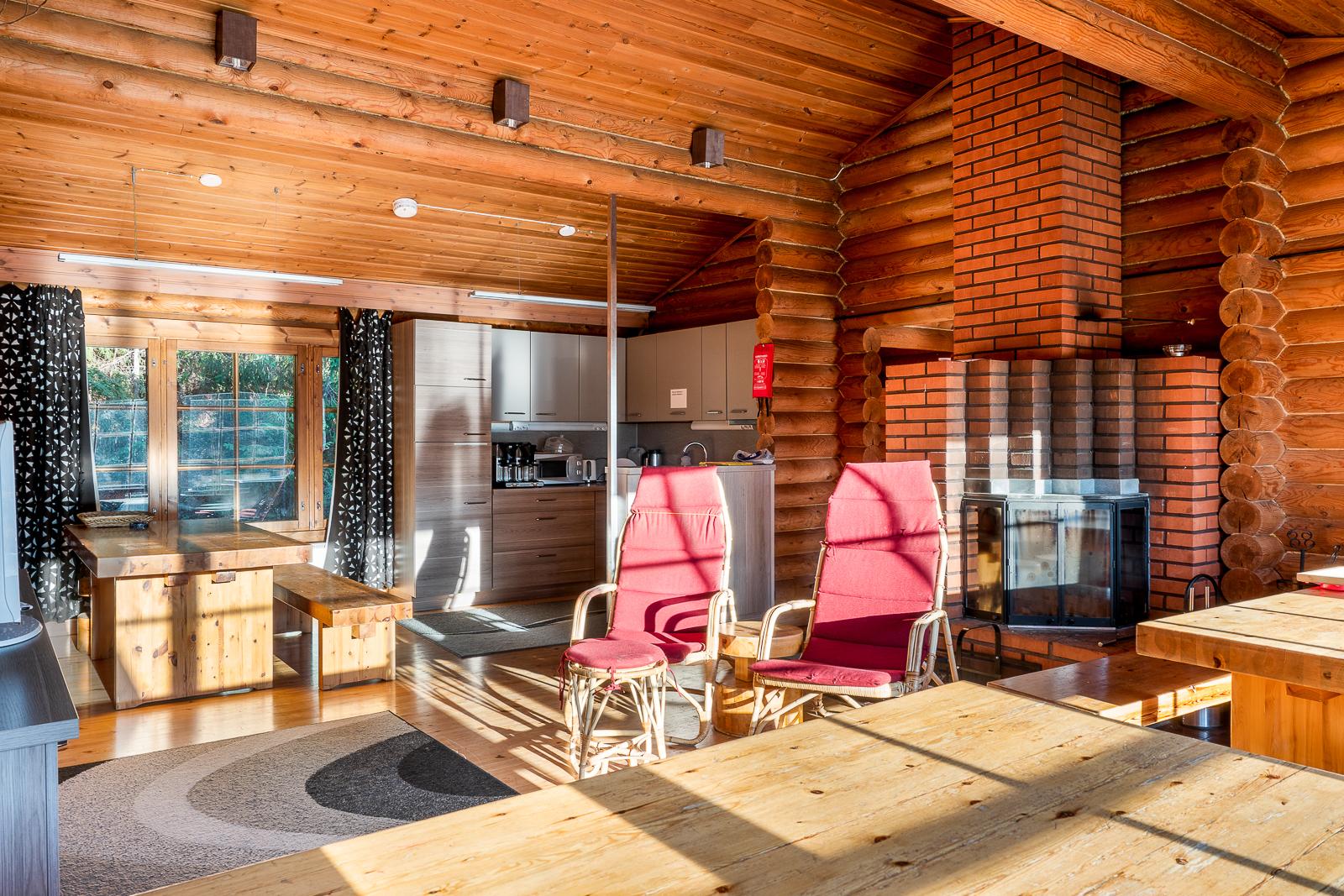 Mökkikylän sauna title=