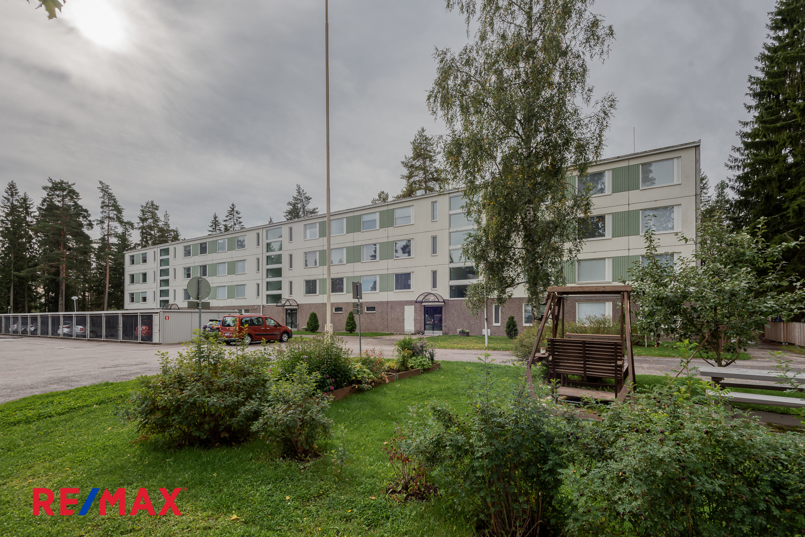 Metsäkangas, Lahti