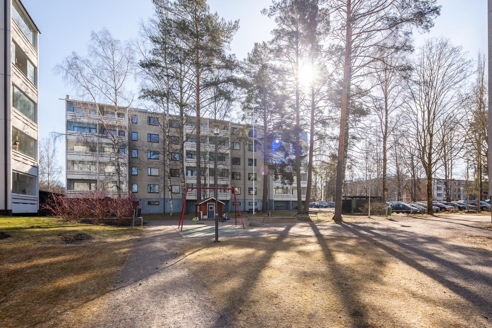 Myyrmäki, Vantaa