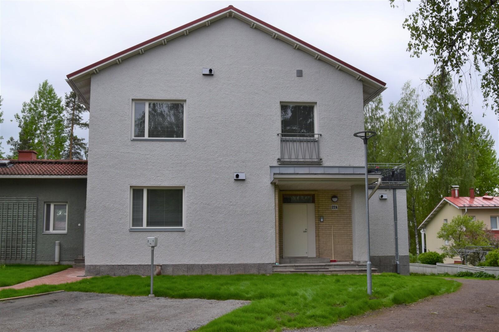 Kahilaniemi, Lappeenranta
