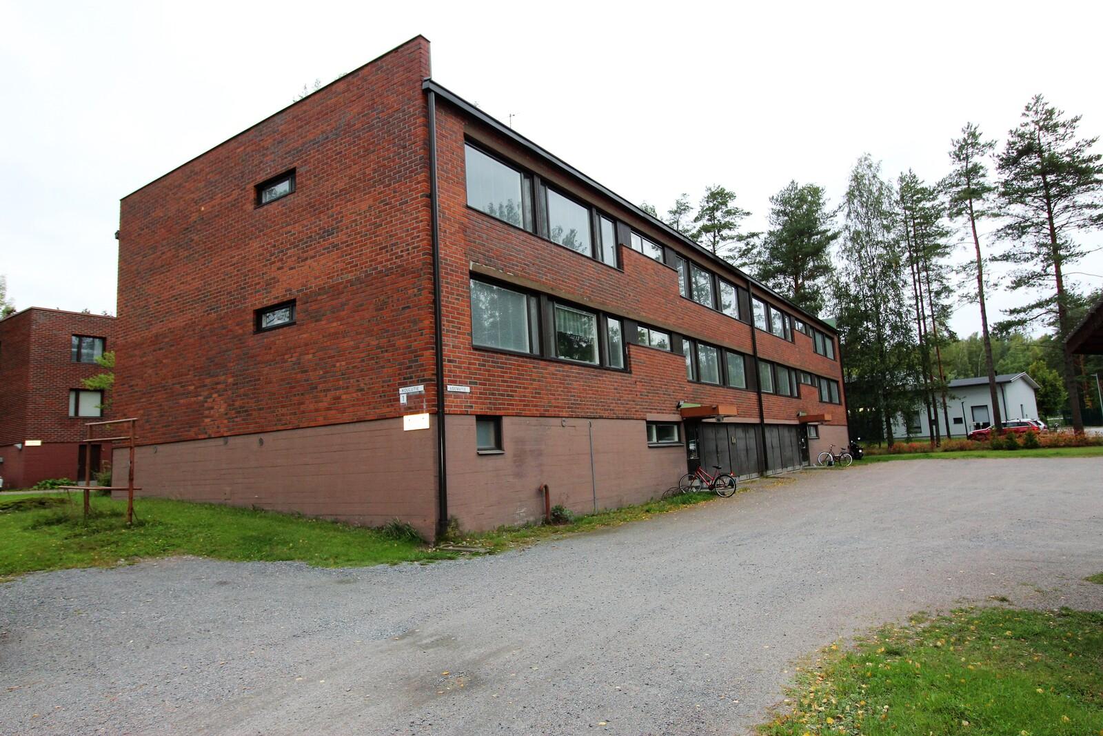 Korvenkylä, Rauha, Lappeenranta