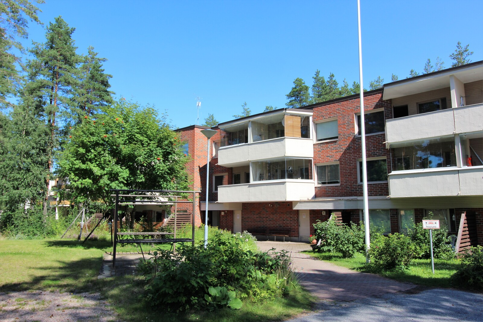 Rauha, Lappeenranta