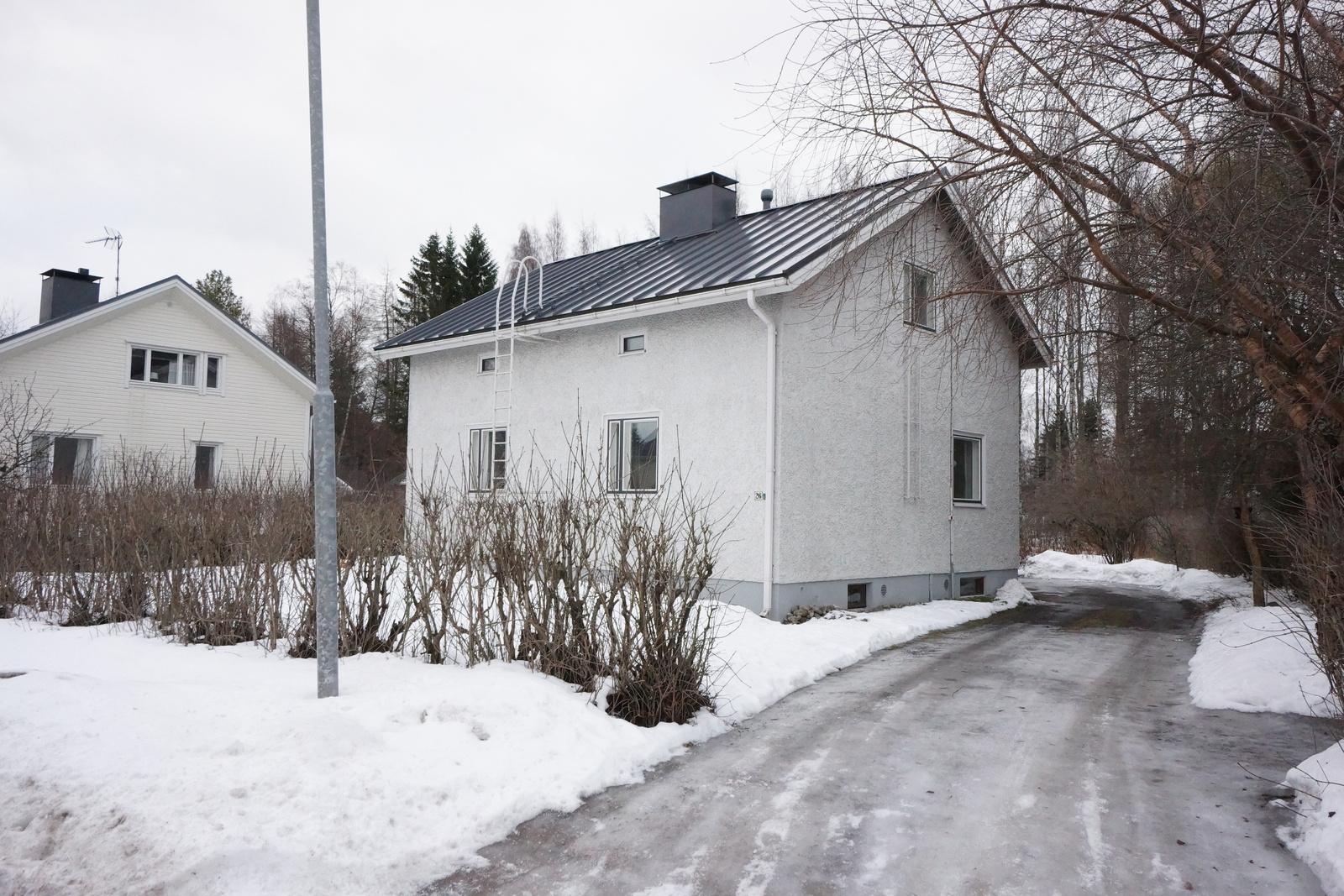 Karjasilta, Oulu