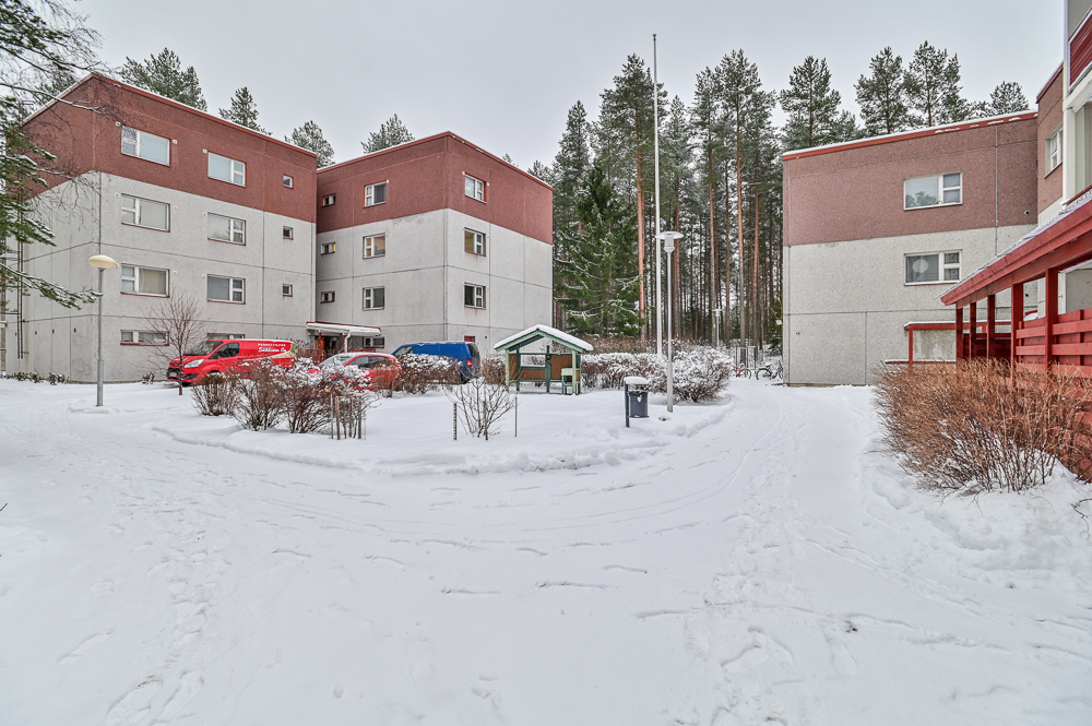 Niittyaro, Oulu
