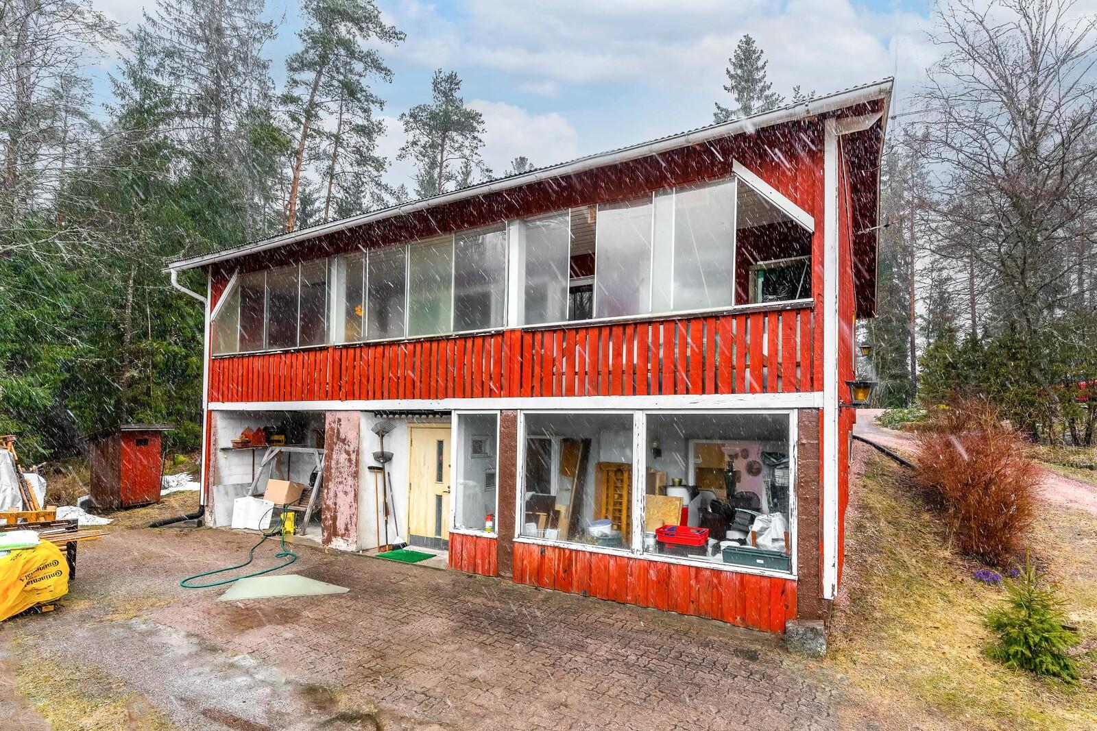 Myllykylä, Kirkkonummi