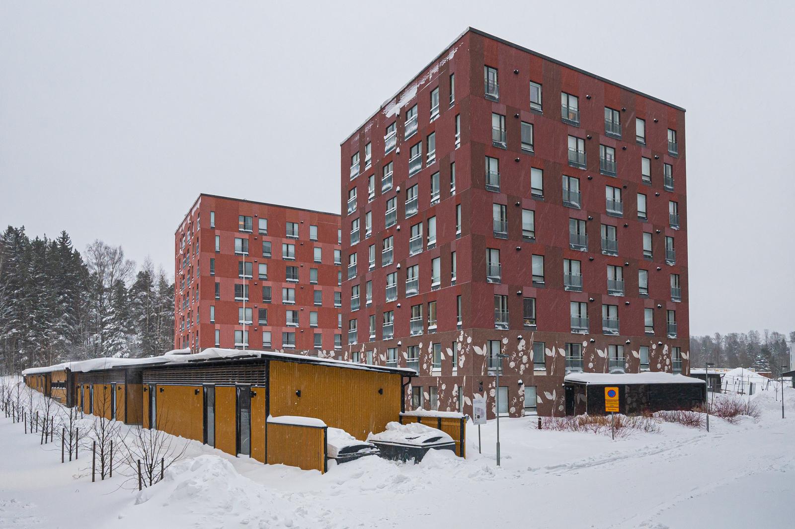 Hakunila, Vantaa